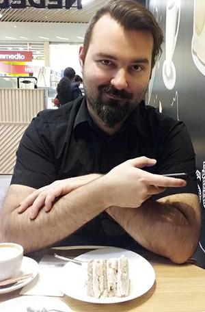 Adrian Cruce Formal