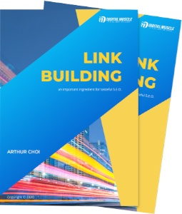 cover of the book Link building