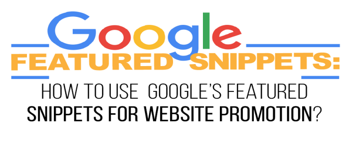 How to optimise Your content for Google's Featured Snippets to multiply website traffic