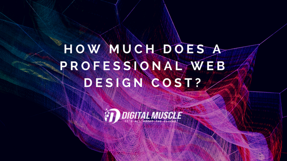 How Much Does a Professional Website Design Cost?
