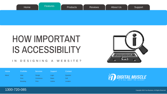 How Important is Accessibility in Website Design?