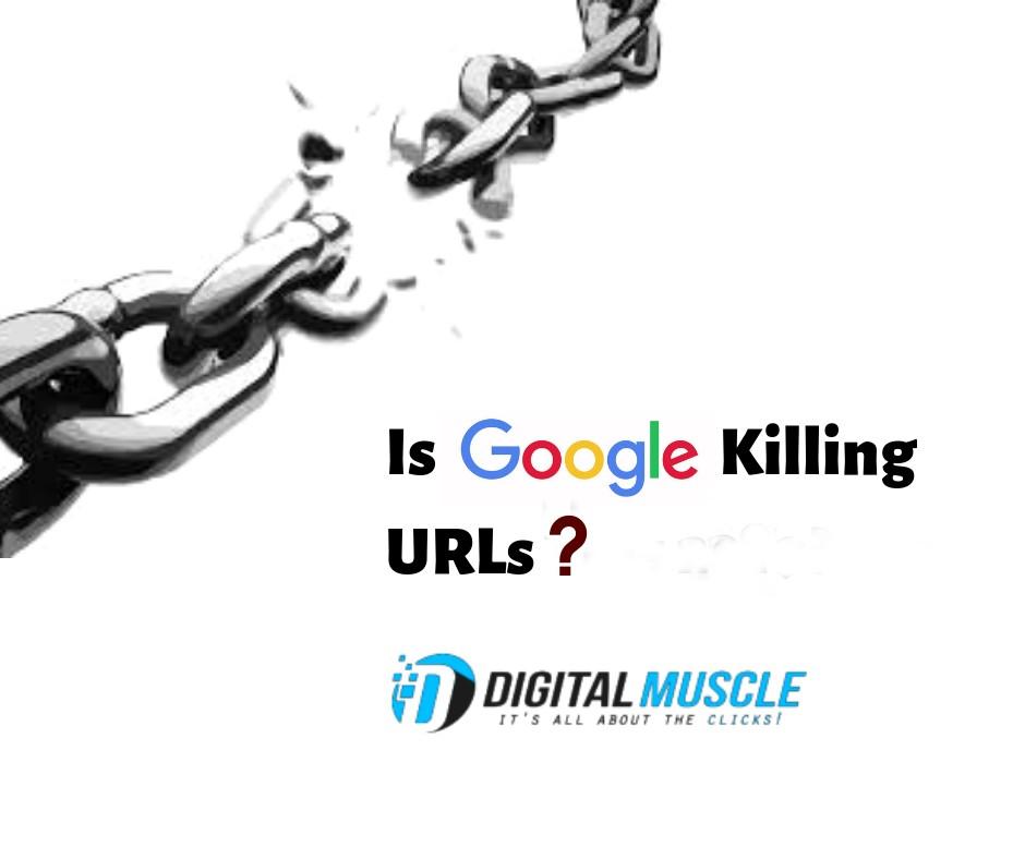 Is Google Killing URLs?