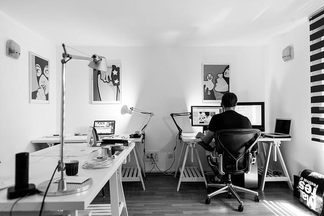 7 Home Office Setups That Make Working at Home More Enjoyable