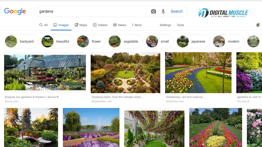 Google Unveils a New Image Search Preview Box & Results Page Interface
