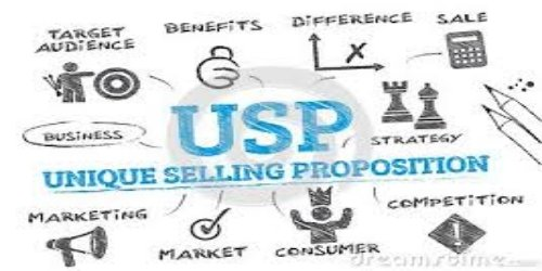 MAKE SURE THAT YOUR USP IS CLEARLY MENTIONED
