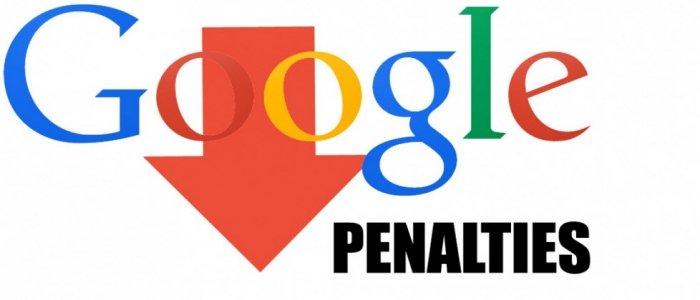 google penality