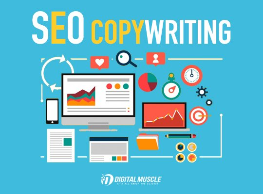 Contact us if you need help with your SEO copywriting