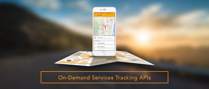 On Demand App and API