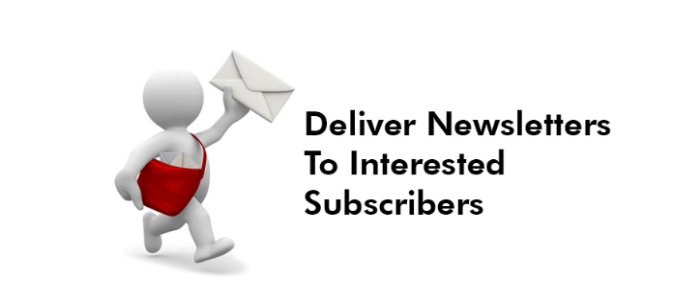 Contact Existing & Potential Customers Via Newsletters To