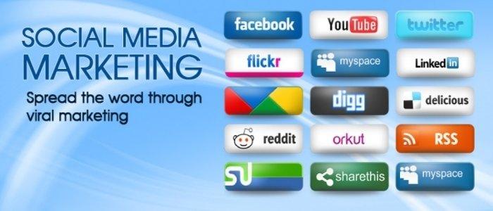 Social media sharing Platforms