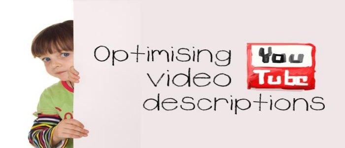Video descriptions