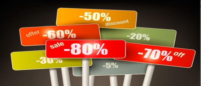 Real Time Offers With Discounts