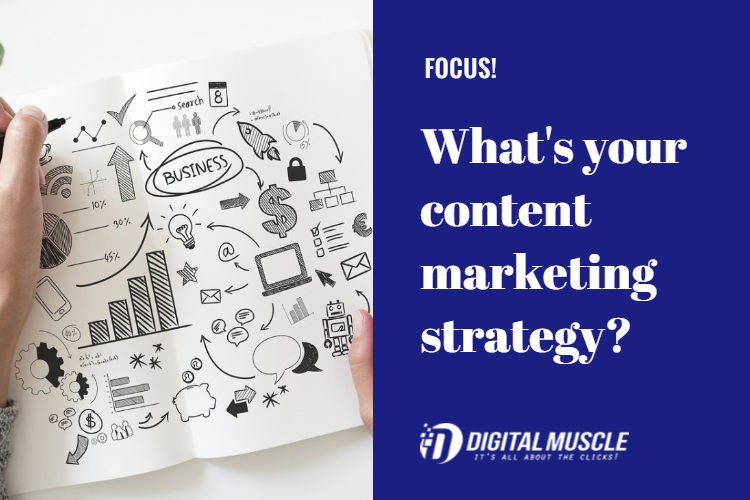Adopt a viable content marketing and SEO strategy