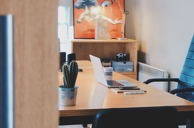 Artistic Home Office Space | Digital Muscle SEO Specialists Offering a Range of Affordable SEO Services